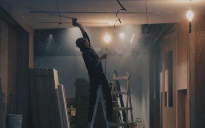 Les étapes pour savoir comment poser du placo au plafond